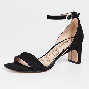 Sam Edelman 🌸 Suede Holmes Sandals / Block Heels